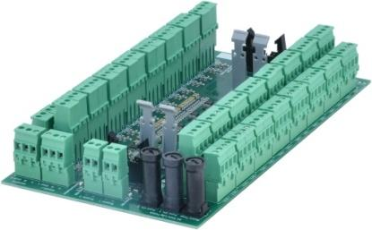 TB-D5001-HRT-004 - HART® Mux Termination Board (terminal blocks)