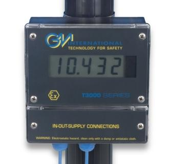 T3010S - 4 ½ digit Intrinsically Safe 4-20 mA Loop Indicator