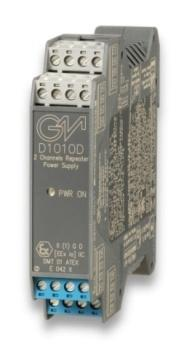 D1010D - SIL 2 Repeater Power Supply Smart-Hart compatible